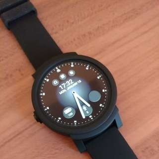 Ticwatch E (Black) w/ Invoice 有單