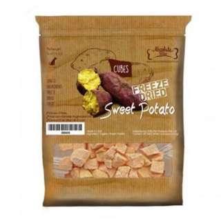 Absolute freeze dried sweet potato (4 oz)
