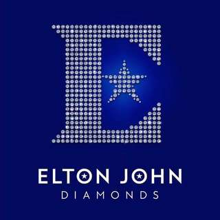 Elton John - Diamonds 2LP Vinyl Best Of