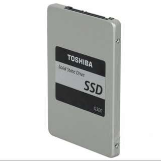 """TOSHIBA Q300 120GB 240GB 480GB 2.5"""" SATA3 6Gb/s SSD 98%NEW"""