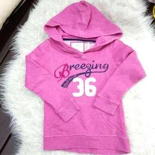H&M hoodie (US 4-6)