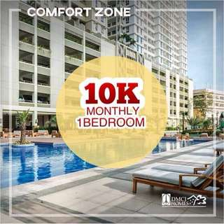 1 Bedroom Condo unit in Mandaluyong near SM Megamall and Edsa Shangrila
