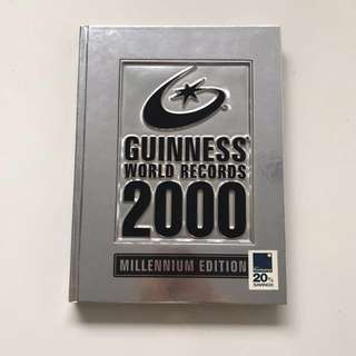 Guinness world records 2000