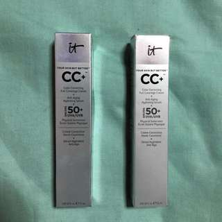 2x It Cosmetics CC Cream (Rich)