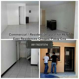 Residencial / Commercial Pasig