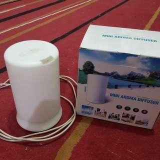 Mini Aroma Ultrasonic Diffuser (Muji-Like)