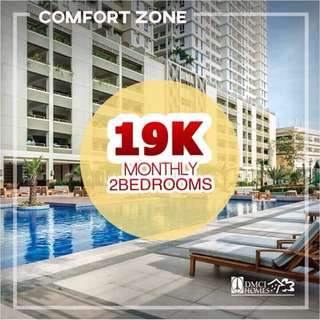 2 Bedroom Condo unit near SM Megamall and Edsa Shangrila