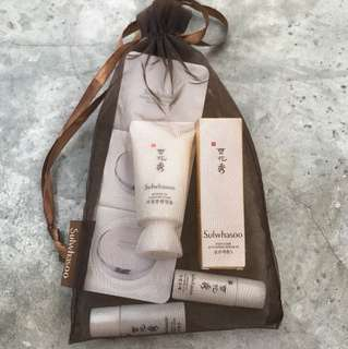 Sulwhasoo Sample Kit