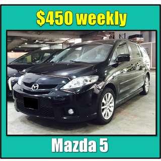 Mazda 5 (MPV)