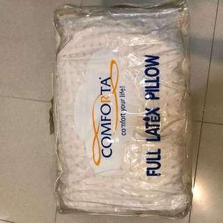 Comforta full latex pillow