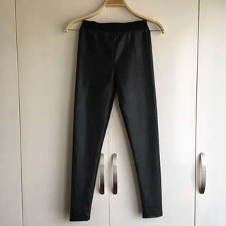 Leather jeggings NEW