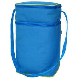 JL Childress 6 Bottle Cooler Bag - Blue