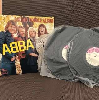 黑膠唱片,AbbA, golden Double Album
