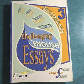 Sec3 english model essays
