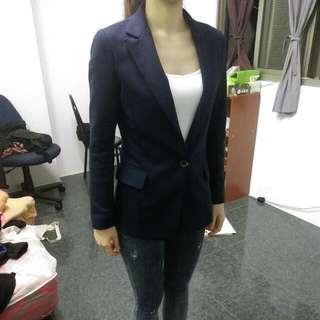 韓國 西裝外套
