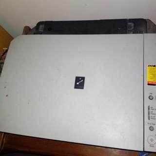 printer canon mp198