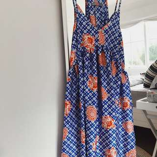 Pattern dress -mid length