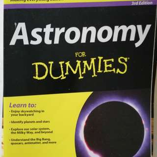 Astronomy Science books