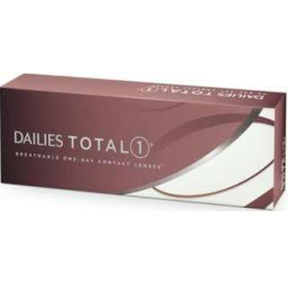 Dailies Total 1 water gradient contact lens