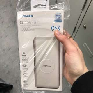 Momax air power 10000mAh 現貨一隻