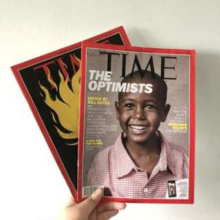 Current Time Magazine Issues 2018 - 2017
