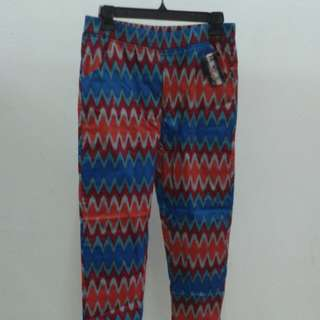 Printed Jeggings