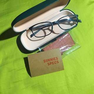 Sunnies Specs - Arlo Charcoal