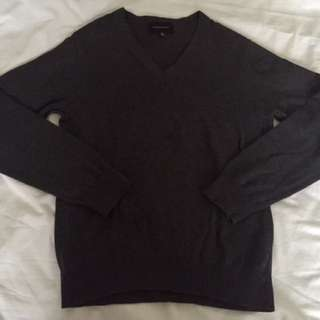 Zaraman sweater black sz.L MULUS