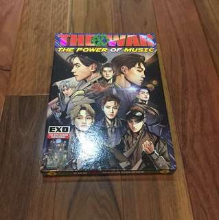 Exo power of music album ch version