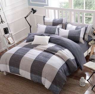 Bedding/ DuvetCover / Fitted Sheet