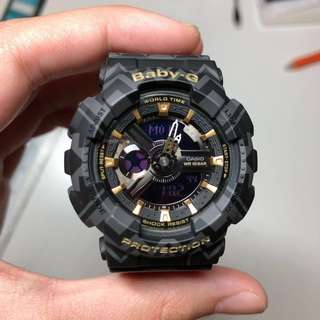 Casio Baby G Limited Edition Tribal Pattern BA-110TP-1A