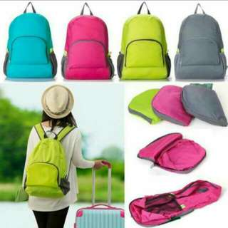 Portable/Foldable Backpack Bag
