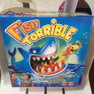 Fish Torrible