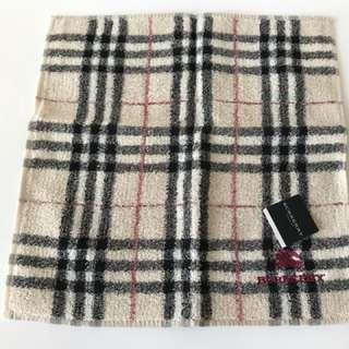 Burberry 手巾 購自東京 日本製