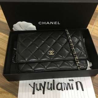 Authentic Chanel Woc shw