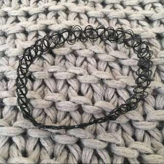 FREE Black Tattoo Choker