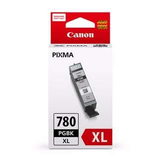 Canon PGI-780XL / PGI 780XL BK 全新原裝墨盒