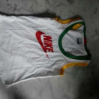 Nike kids sleeveless