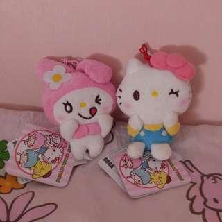 MeIody & Kitty掛飾