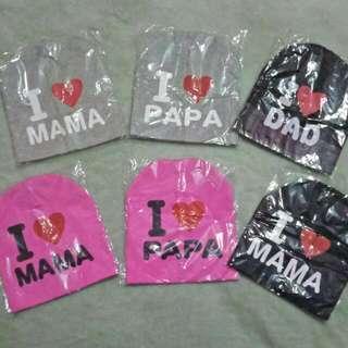 Baby hut 1 ❤ mama/papa