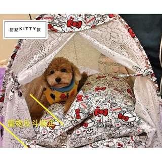 〔甜點Kitty〕XL號 寵物帳篷/寵物窩/寵物床