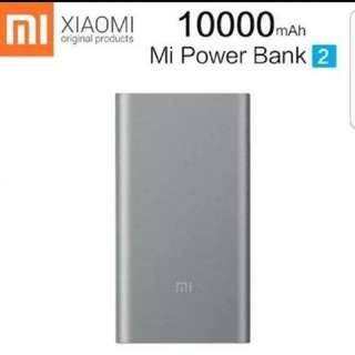 BNIB Xiaomi Gen. 2 10000mAh Power Bank