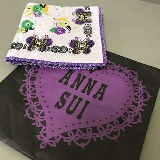 ANNA SUI Scarf 方巾