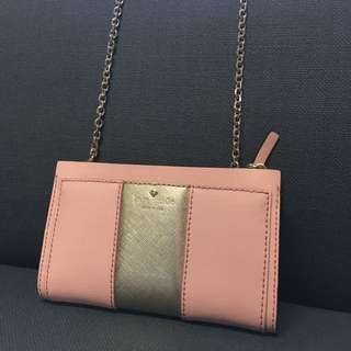 Kate Spade Wallet on Chain Bag