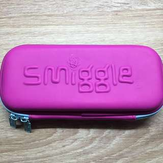 Purple Smiggle Pencil Case