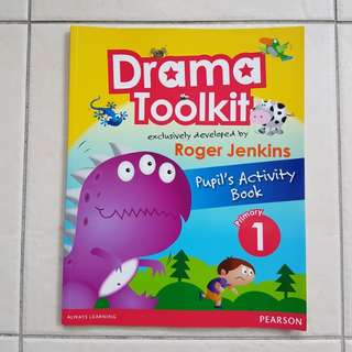 P1 Drama Toolkit by Roger Jenkins