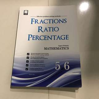 Upper primary mathematics