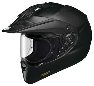 Shoei Hornet ADV full face (matte black) helmet size M