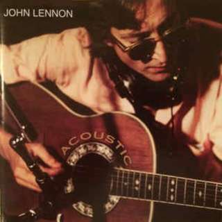 Brand new John Lennon ‎Acoustic cd