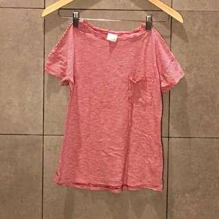 Kaos Anak Zara (Girl) - Red